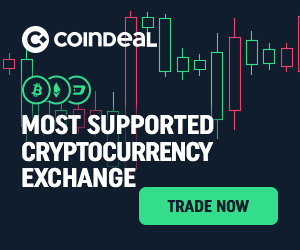 CoinDeal cryptocurrency exchange